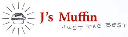 corporate design berlin js muffin logo